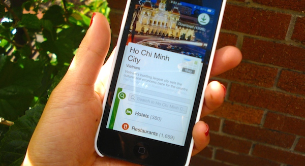 Geo-location services in TripAdvisor