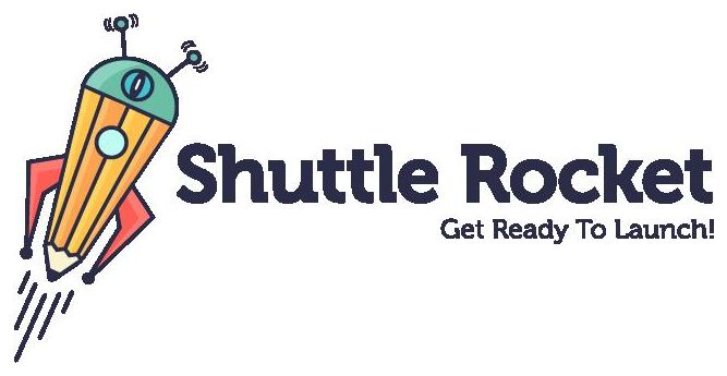Shuttle Rocket logo